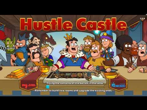 Boozy Gaming: Hustle Castle Arena (4-40) Match #1