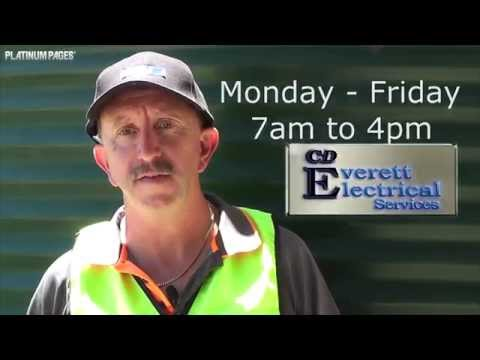 SYDNEY CD EVERETT Electrical Services Electrician Commercial & Residential Strata & High Rise Sydney