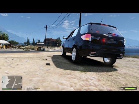 GTA 5 - LSPDFR Australia LIVE - Short VICPOL Ford Territory Stream