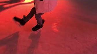 Aachen auf Eis; Das Winter-Wonderland der 100,5 Arena am Abend | Ice Rink Clips Germany