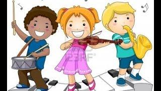 Развивающий Урок для Детей - Изучаем МУЗЫКАЛЬНЫЕ ИНСТРУМЕНТЫ