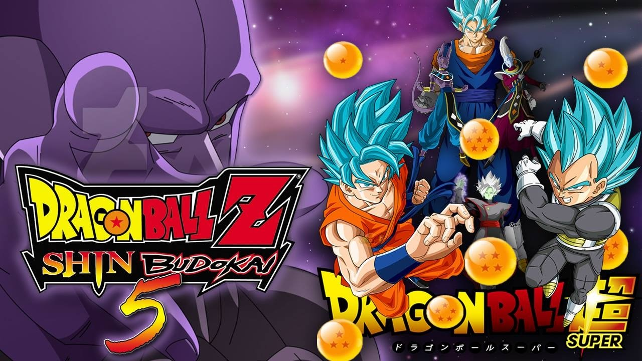 Game Ppsspp Dragon Ball Z Shin Budokai 5 | Gameswalls org