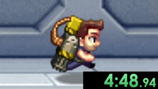 I tried speedrunning Jetpack Joyride and experienced immense emotional pain