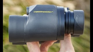 Hands-On: OBERWERK MARINER 8x40 Binoculars for Sky-Watching