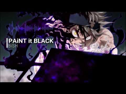 Black Clover OP 2 [PAiNT It BLACK] - BiSH (Lyrick)