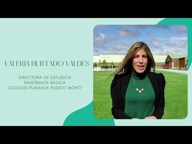 Presentación de Valeria Hurtado, Pumahue Puerto Montt