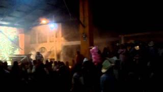"""""""EL TORITO"""". Fiesta Patronal de San Salvador en Huehuetla, Puebla."""