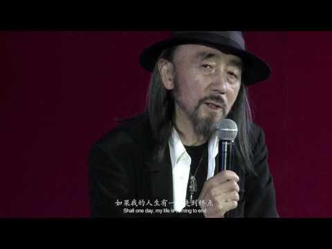 Yohji Yamamoto in China Fashion Forum
