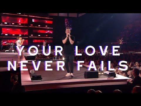 Your Love Never Fails (Reyer Remix 2018)