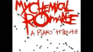 My Chemical Romance Piano Tribute - Welcome to the Black Parade