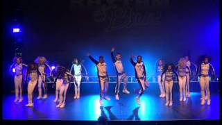 DHDF 2015 - Dallas Cowboys Rhythm & Blue Dancers