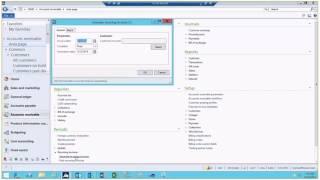 Verwalten von Wiederkehrenden Rechnung in Microsoft Dynamics AX 2012 R3 CU8