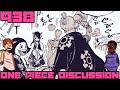 One Piece Chapter 938: A Woman's Secret Discussion