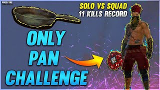 PAN Challenge - 11 Kills in Solo Vs Squad - Garena Free Fire - Desi Gamers