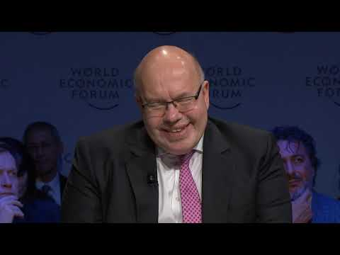 Davos 2019 - Strategic Economic Outlook on Europe