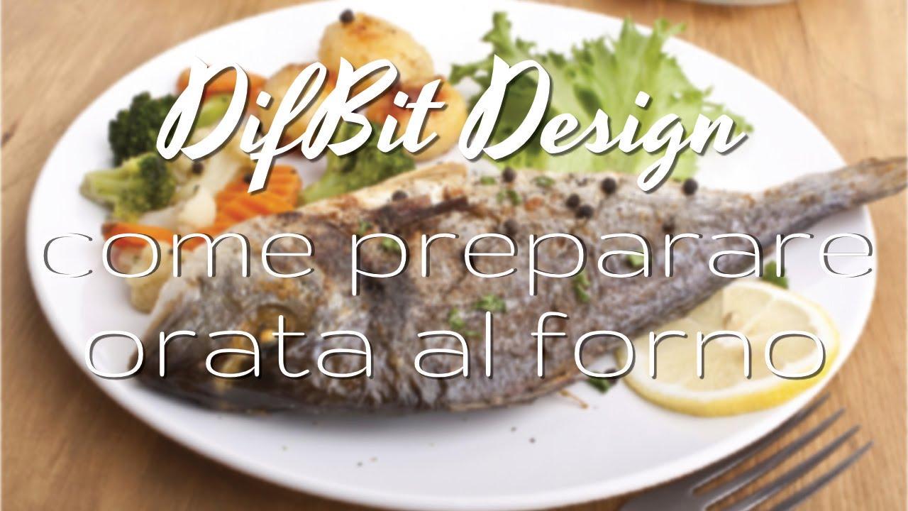DifBit - Come Preparare Orata Al Forno - YouTube