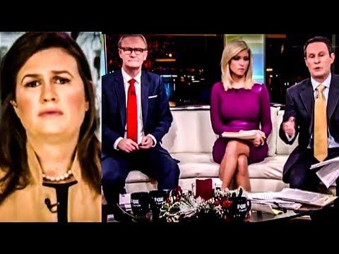 Brian Kilmeade STUNS Sarah Huckabee Sanders By Bashing Trump