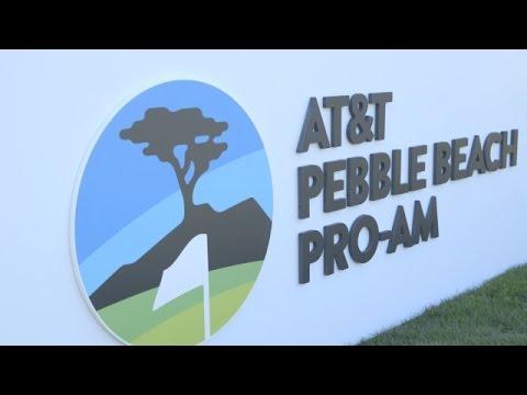 PGA TOUR LIVE coverage of 2016 AT&T Pebble Beach Pro-Am