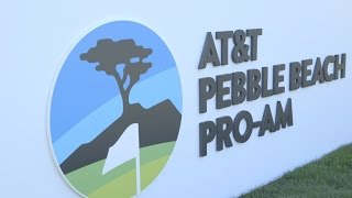 PGA TOUR LIVE coverage of 2016 AT&T Pebble Beach Pro-Am