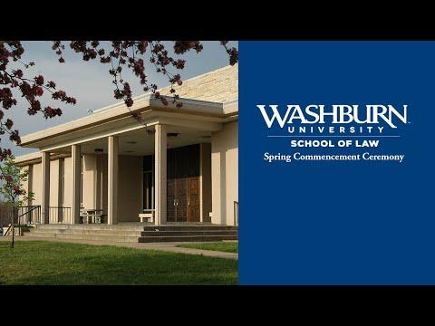 Washburn University | 2018 School of Law Commencement