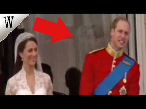 PRINCESS DIANA Ghost Sights Caught On Tape