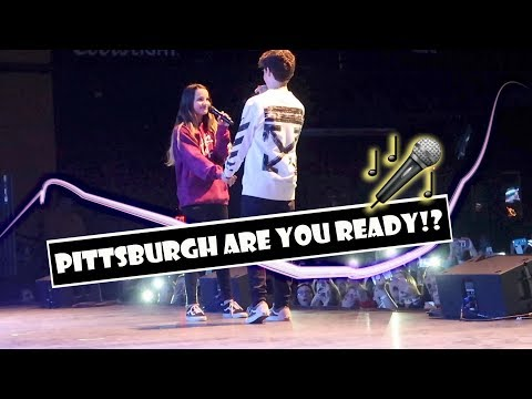 Pittsburgh Are You Ready?! 🎤 (WK 369) | Bratayley