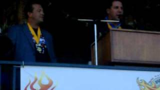 Wing Zone's Ceo Matt Friedman Induction Speech Into National Buffalo Wing Festival's Hall Of Flame