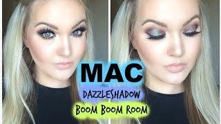 ★ GRWM : MAC DAZZLESHADOW BOOM BOOM ROOM★