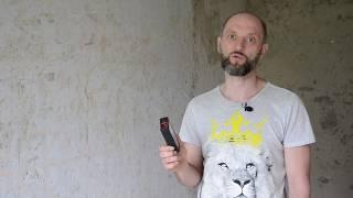 видео Лазерный дальномер-рулетка CONDTROL XP3
