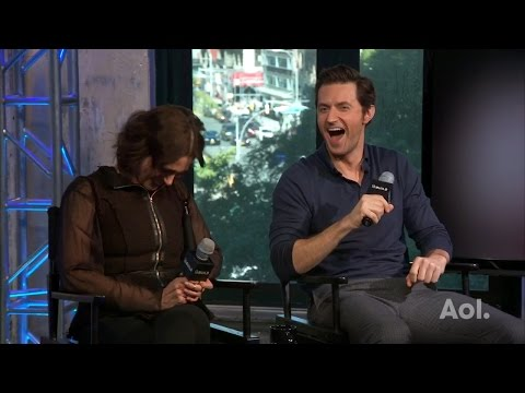 Richard Armitage & Michelle Forbes... and some funny moments
