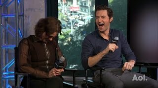 Richard Armitage & Michelle Forbes... and some funny moments Poster