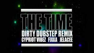 Black Eyed Peas - The Time 'Dirty Bit' (Dirty Dubstep Remix 2011)