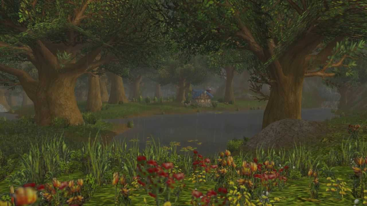 how to get to elwynn forest from orgrimmar