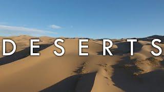 The Desert Biome - Biomes #4