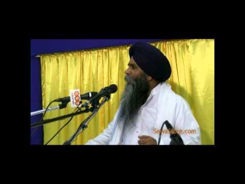 005 Katha Bani Bhagat Ravidas Ji Jab Ham Hote Tab Too Nahi) Giani Pinderpal Singh Ji   June 1, 2013