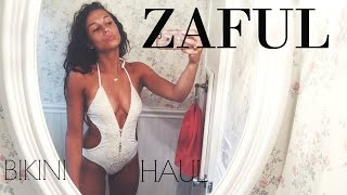 Zaful Try-On Bikini Haul - VERY AFFORDABLE