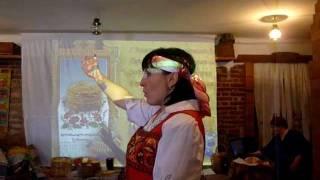 видео Музей русской печи
