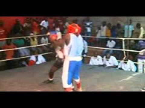 Innocent boxing Uganda