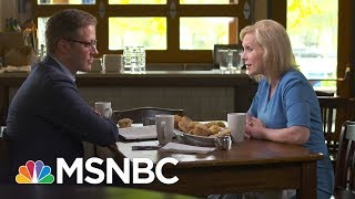 "Gillibrand: ICE Raids ""Unconscionable"" 