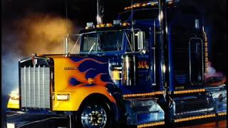Alabama - Roll On ( eighteen wheeler)
