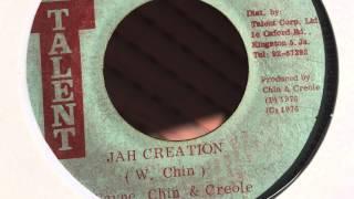 Wayne Chin & Creole – Jah Creation [TALENT]