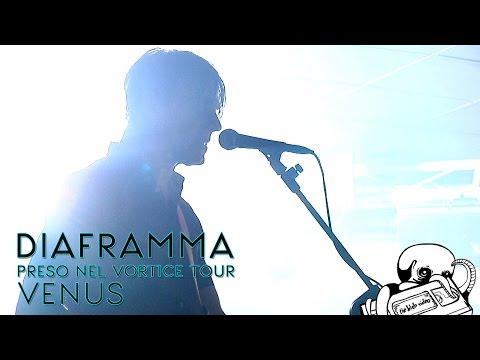 13. VENUS (TELEVISION) // DIAFRAMMA (preso nel vortice tour 2014)
