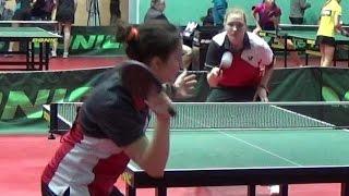 Элина РУБ - Виктория ЗЫРЯНОВА Настольный теннис, Table Tennis