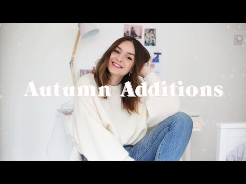 AUTUMN WARDROBE ADDITIONS | What Olivia Did
