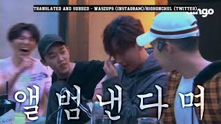 [ENG SUB] Iffyboyz H1ghr Night Out