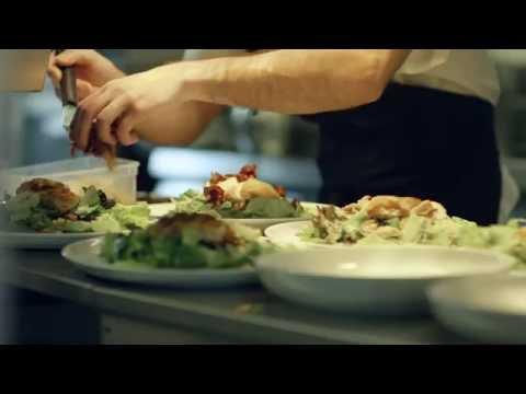 Collecting data for restaurants / Sweden