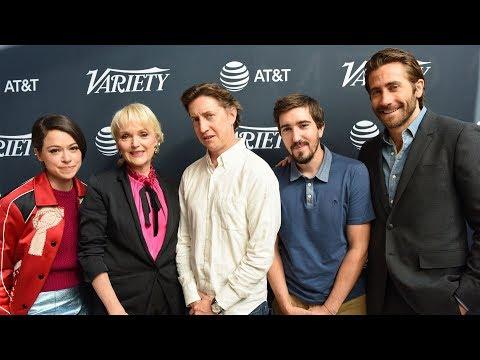 Jake Gyllenhaal on Playing Boston Marathon Bombing Survivor