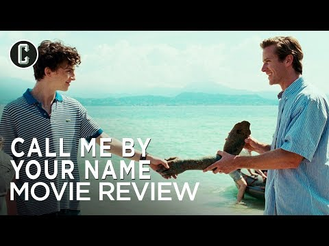 Call Me By Your Name Review: One of the Best of 2017?