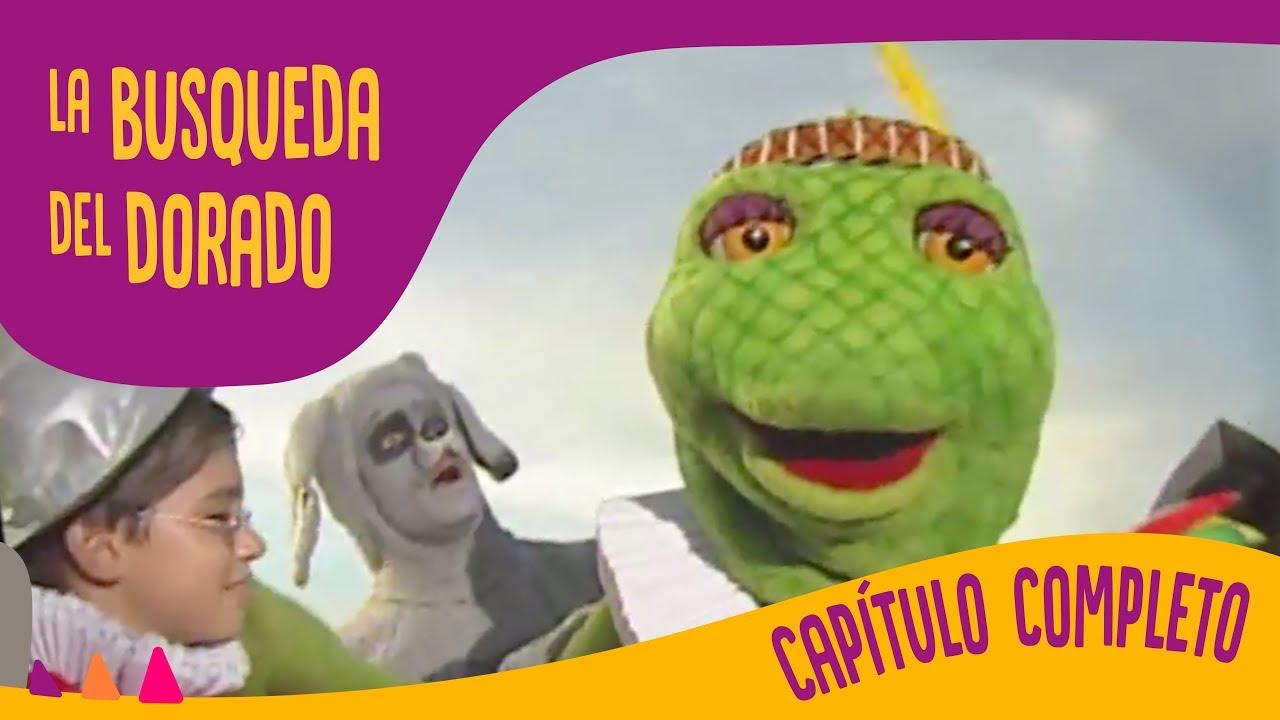 La Busqueda del Dorado - Programas infantiles - Clásicos de Juana la Iguana (Capítulo Completo)