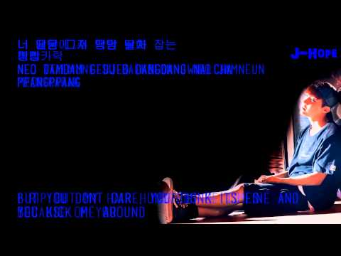 BTS - Danger (Color coded Lyrics) [HAN/ROM/ENG]